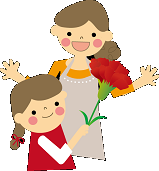 母の日、プレゼント